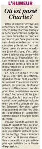 Gaby Charroux - la provence