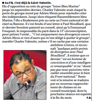Article Valentin