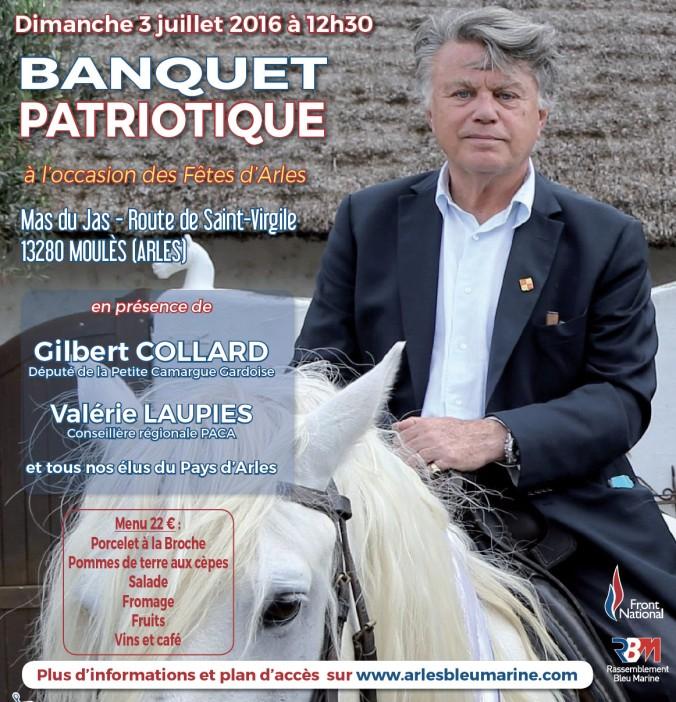 Banquet Patriotique ARLES