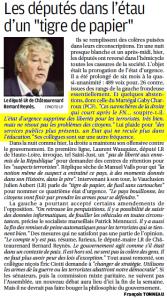 Article vote Charroux Etat Urgence